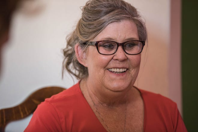 Bobbie MacKenzie, state coordinator for the New Mexico Medical Reserve Corps, is pictured at El Calvario United Methodist Church in Las Cruces on Wednesday, June 16, 2021.