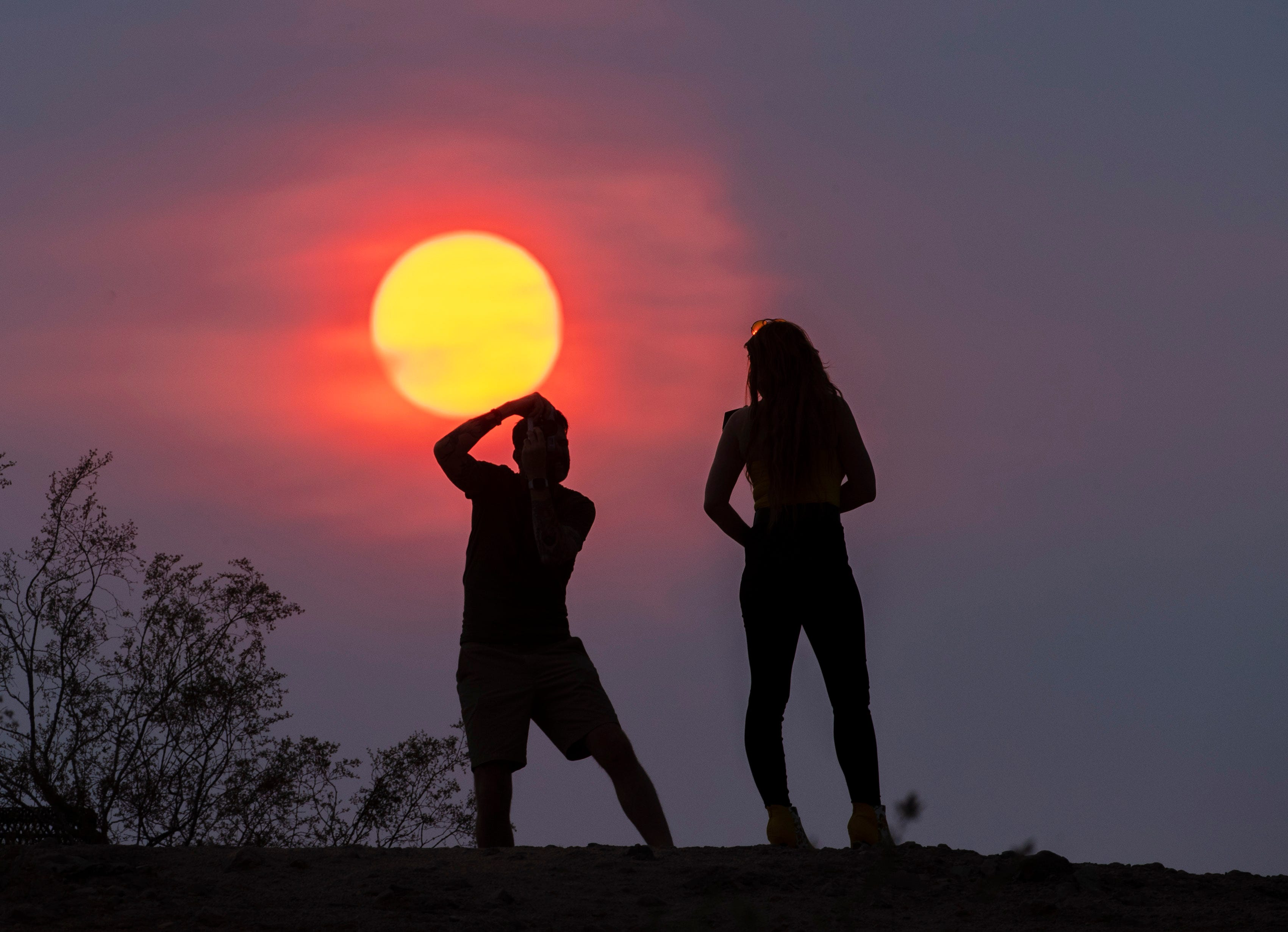 A recent heat wave blistered the Southwest. What does that mean for the summer?