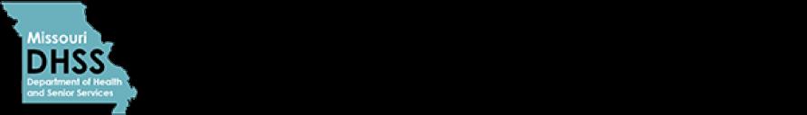 Missouri Department of Health & Senior Services Logo