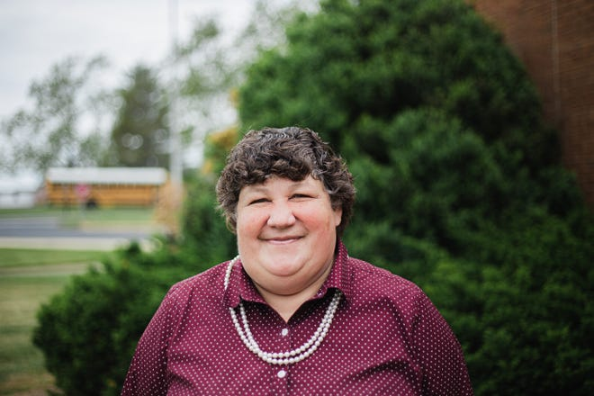 Lee Ann Whitesell has a new role as theDirector of the Shenandoah Valley Center for Advanced Learning,