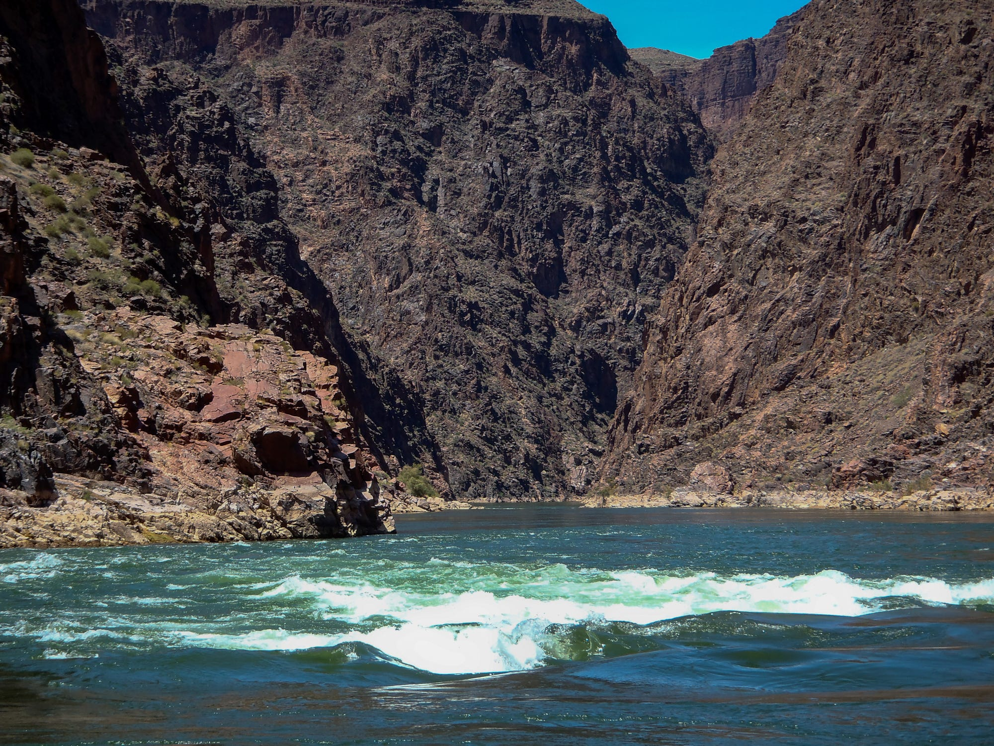 Officials: 63-year-old man drowns in Colorado River at Grand Canyon National Park