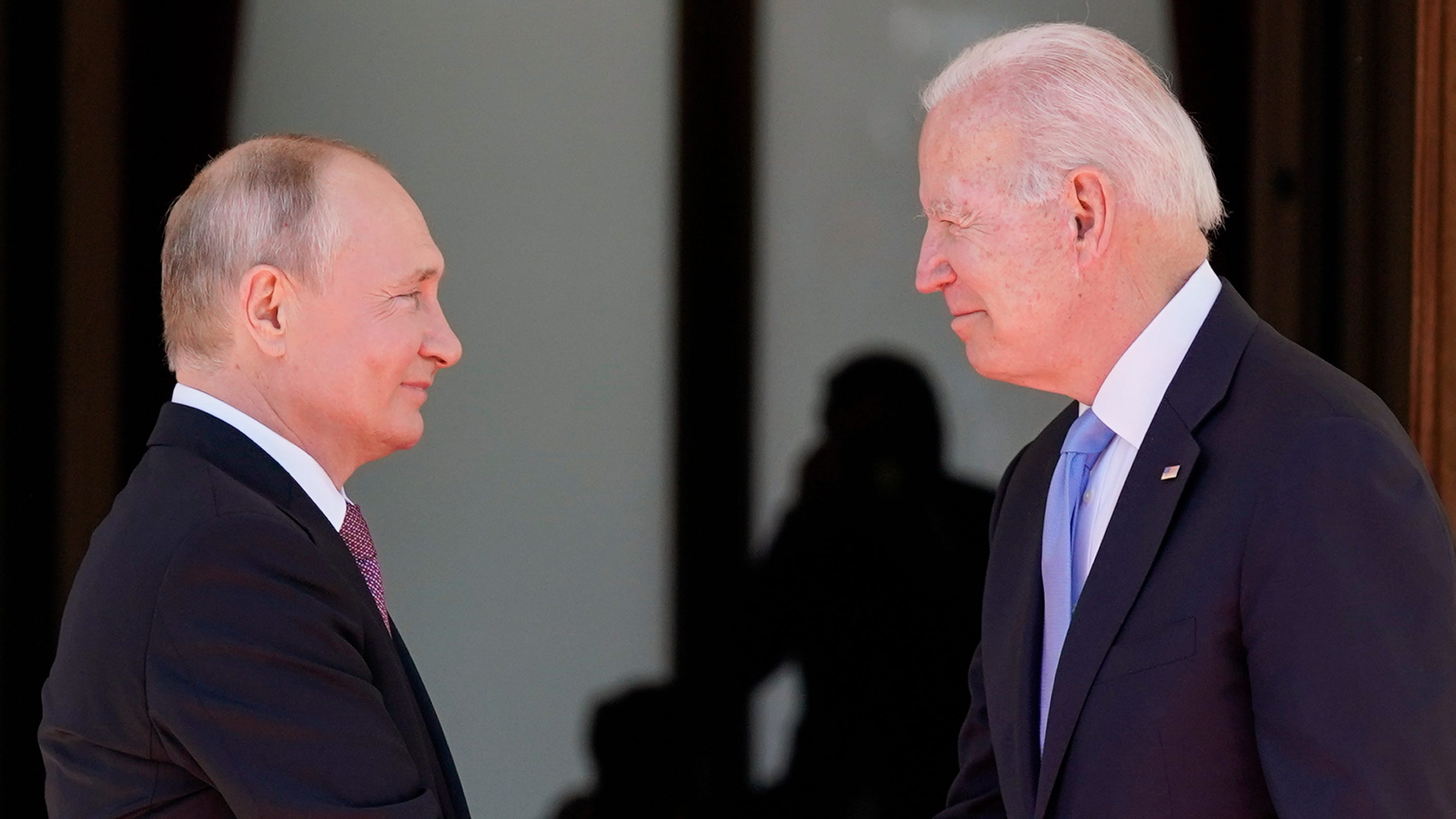 Biden warns Putin on human rights and cybersecurity in Geneva. US moral clarity is back.