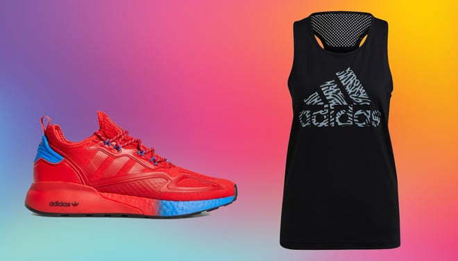 The best Adidas shoes and more to shop at the end of season sale.