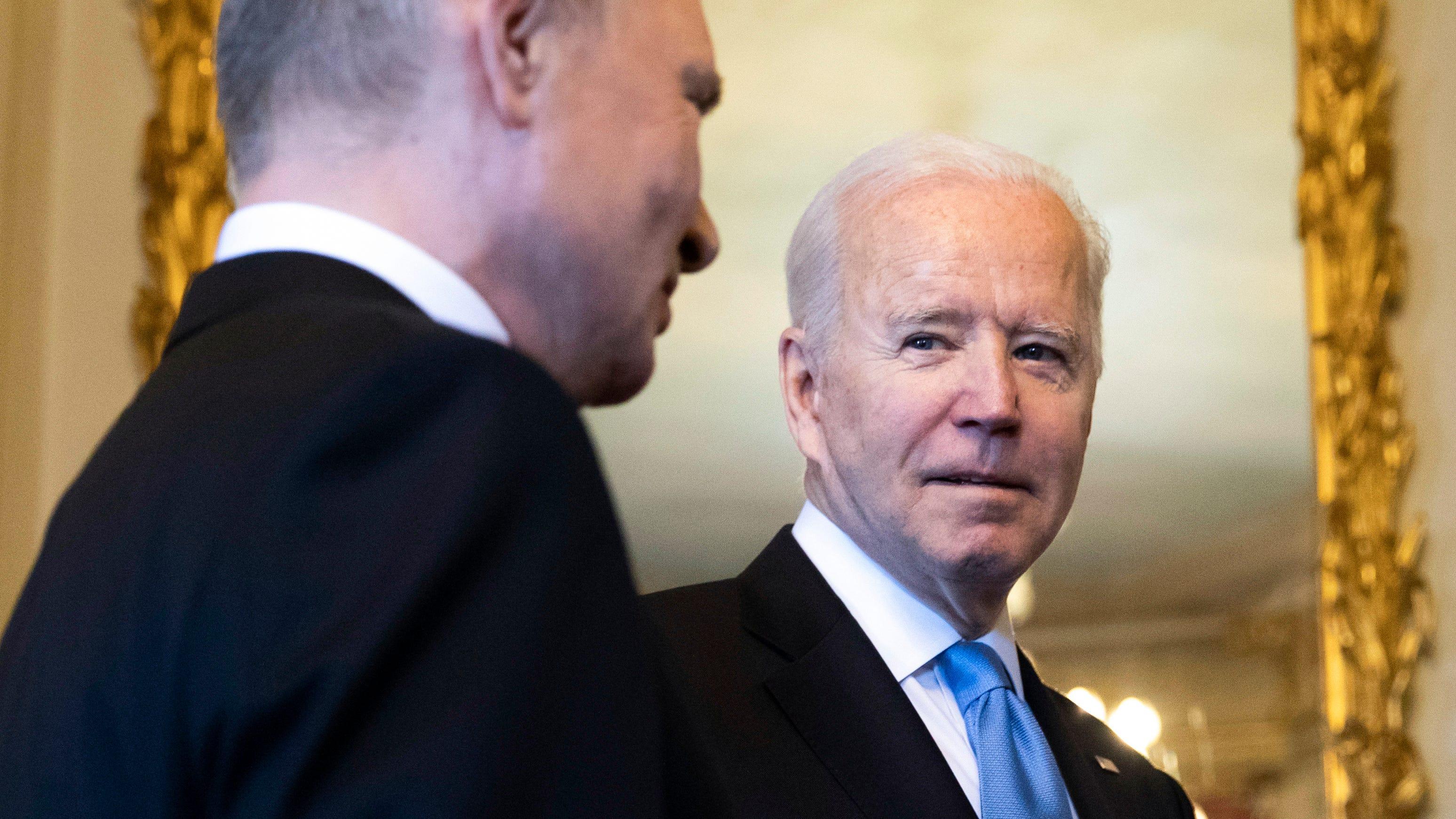Joe Biden, the U.S. president who in Geneva didn't shame America like Trump in Helsinki