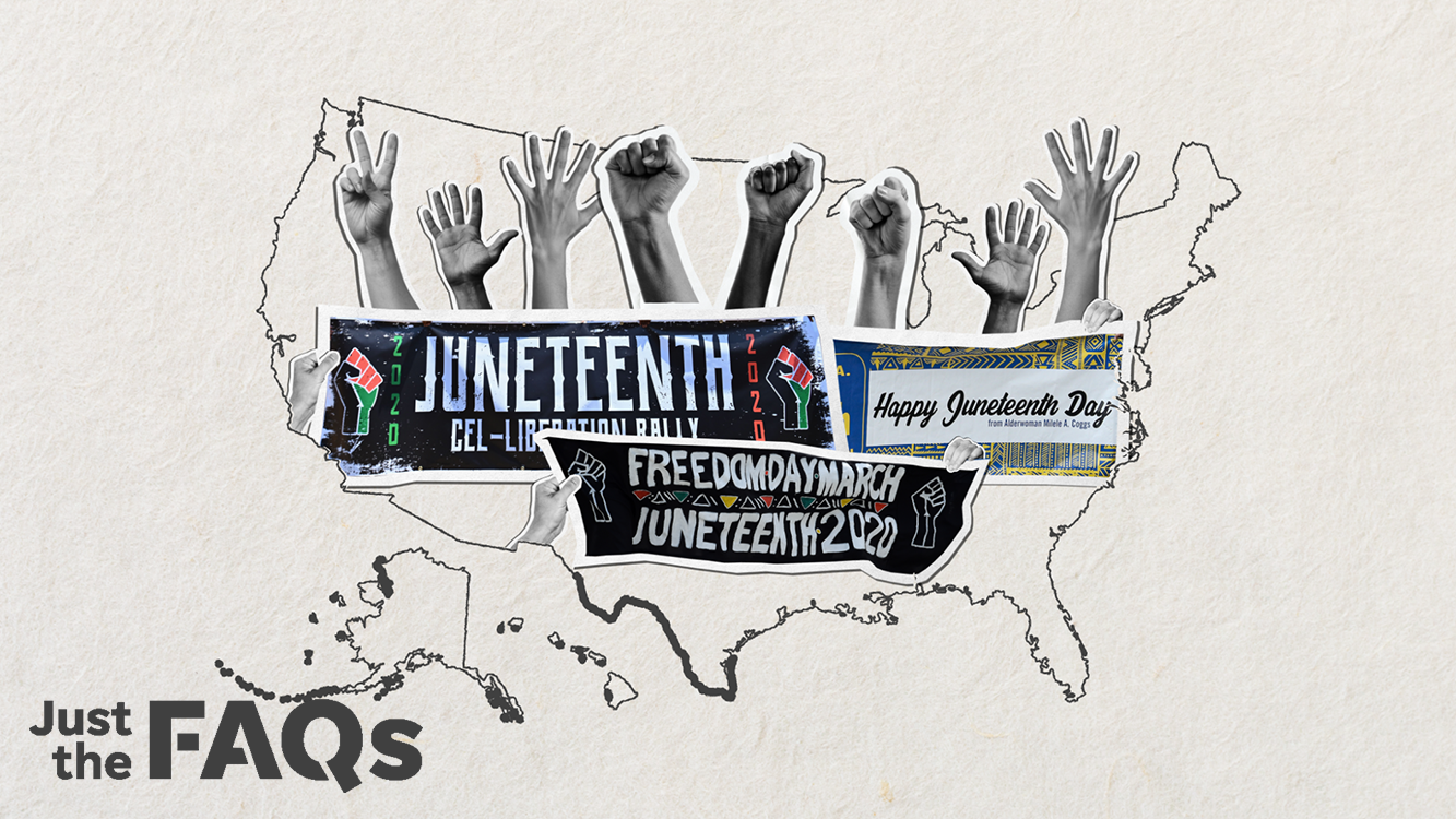 The history of Juneteenth and its future as a federal holiday