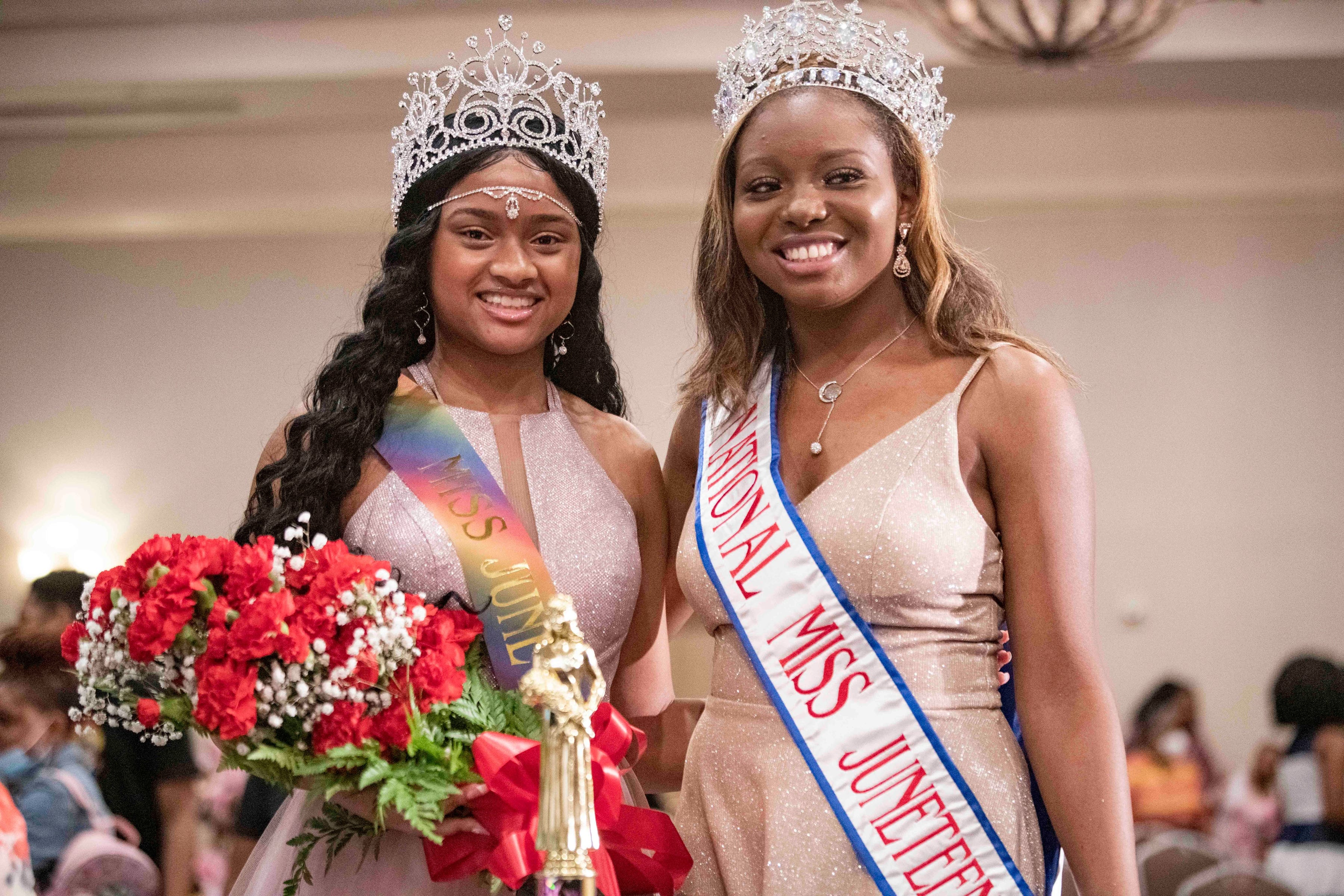 Miss Juneteenth is 'a different kind of pageantry,' educating youth and honoring ancestors