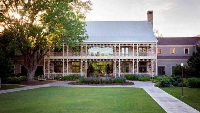 The Hyatt Regency Lost Pines Resort and Spa sits on 650 acres along the banks of the Colorado River in Bastrop County.