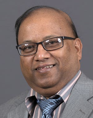 Sanjay Madria, curator's distinguished professor in computer science at Missouri University of Science and Technology. His specialty is computer security.
