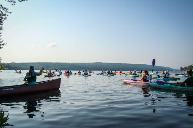 Sign up for the Paddle Keuka 5K by June 30 to receive your race T-shirt.