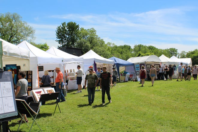The Keuka Arts Festival In Penn Yan has been rescheduled from June to  September this year.