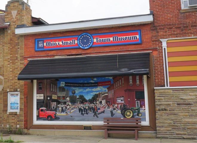 Ohio's Small Town Museum in Ashville, Ohio
