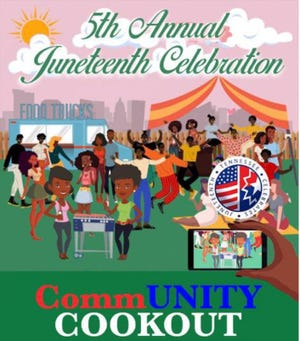 Columbia will celebrate Juneteenth with its 5th annual CommUNITY Cookout this Saturday at Riverwalk Park. Events will run from 2-7 p.m.