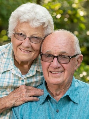 Bob and Miriam Francis