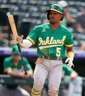 Tony Kemp is the only Black player for the Oakland A's, and he plays in one of baseball's most culturally rich markets.