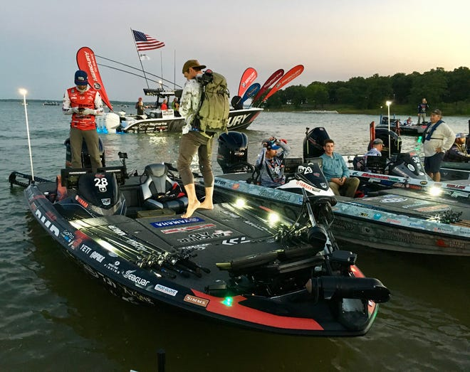 The 51st Bassmaster Classic last weekend on nearby Lake Ray Roberts saw the second biggest crowd in the event's history witness Hank Cherry win back-to-back Classics. More than 147,000 spectators gathered over three days at boat launches, weigh-ins, and the Classic Expo according to B.A.S.S. officials.