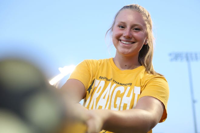 Haven infielder BrieAnn Brawner will be a critical player in the Wildcats' next season after finishing third at the 3A state softball tournament.