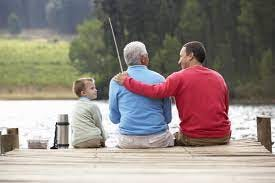 The only way to really enjoy that special day set aside for dads is by doing something with the family.