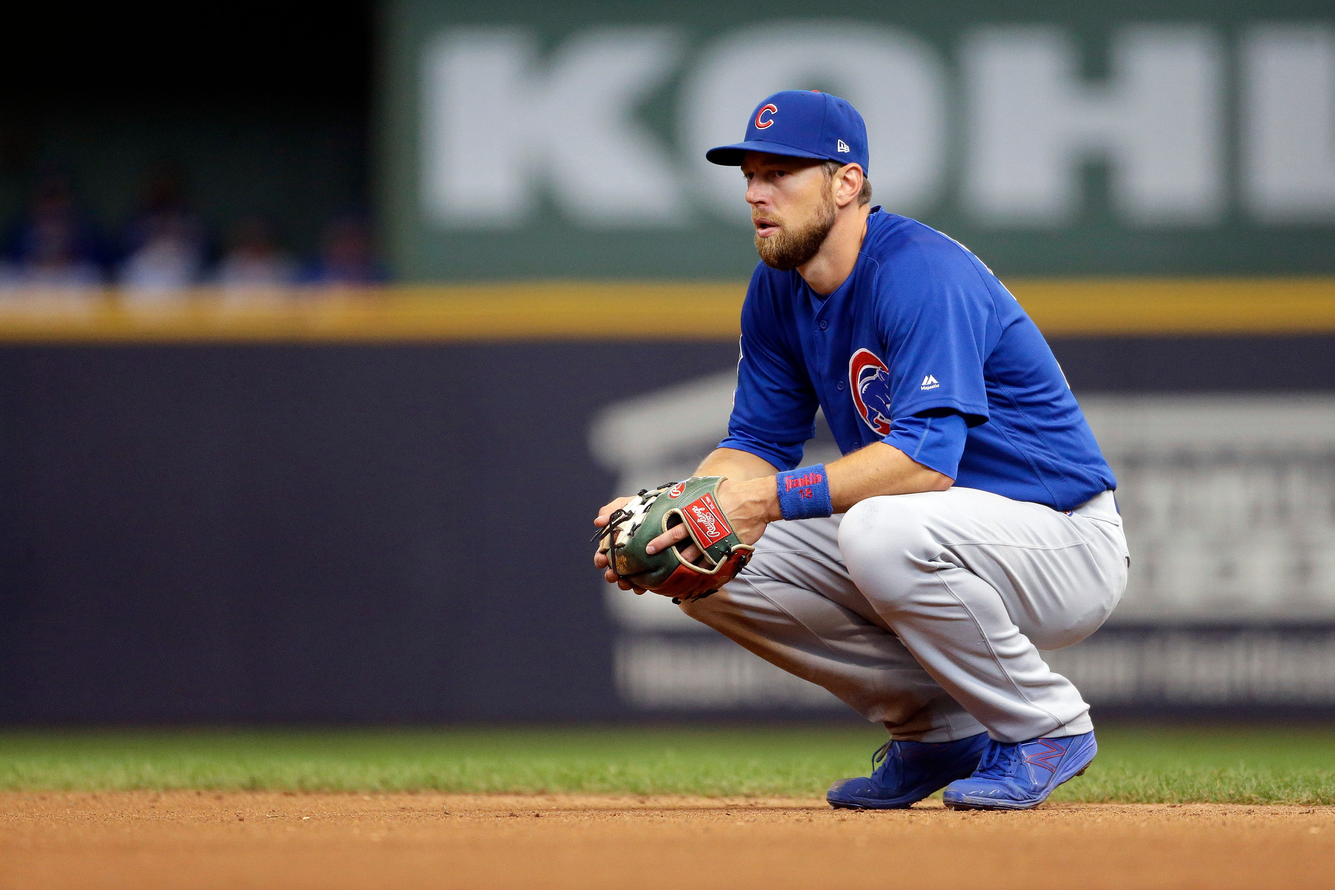 Ex-Cubs star Ben Zobrist claims wife Julianna had affair with their pastor, lawsuit says