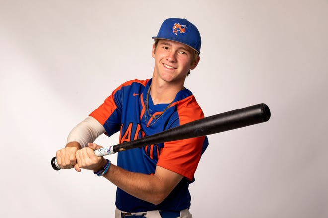 Bartow senior Jonathan Vastine is an all-around player who excels at hitting, pitching and defense. He is The Ledger's player of the year.