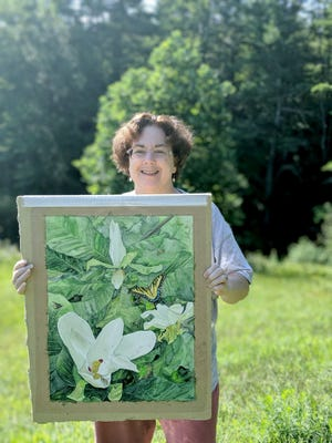 Kathryn Swantee recently opened Concepts Art Studio at 285 Central St., Suite 217 in Leominster.