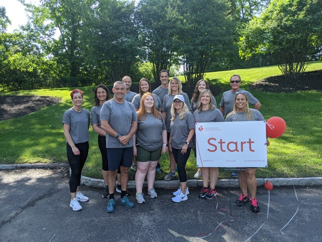 The Rochester Heart Walk and Run was held June 10.
