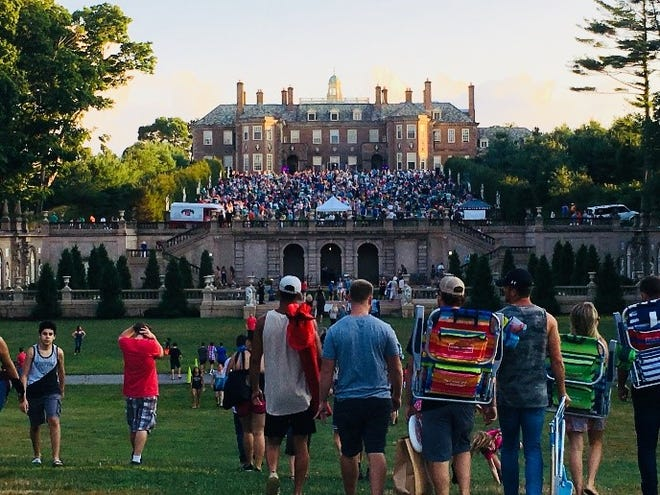The Trustees of Reservations has announced 30 outdoor concerts that will take place this summer at various properties.
