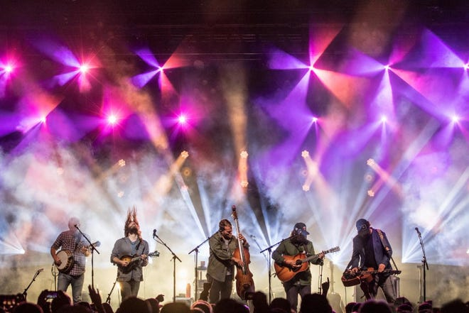 Greensky Bluegrass will perform at the Bank of New Hampshire Pavilion on Friday and Saturday, June 18 and 19.
