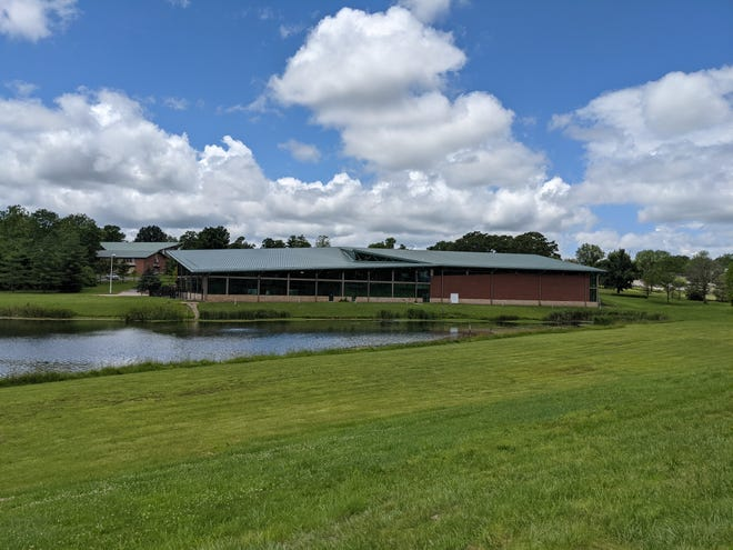 The city-owned facility The Centre at Rolla, pictured June 8, 2021, is located in the city of Rolla Parks Department.