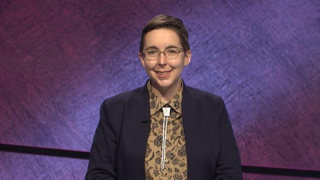 "Katie Sekelsky on ""Jeopardy!"""
