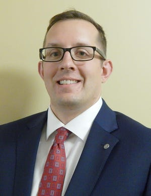 Sault Ste. Marie City Manager Brian Chapman.