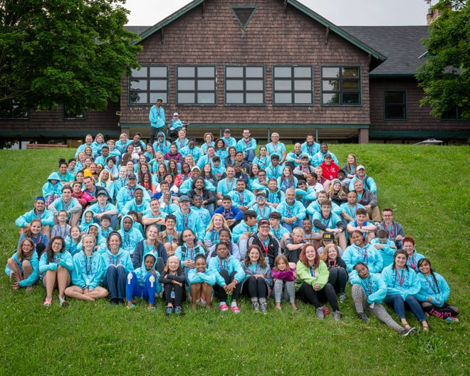 Illinois' Camp for Young Burn Survivors, Camp I Am Me.