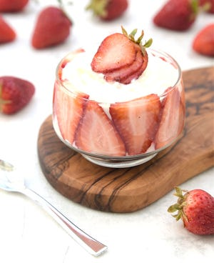 Summer is worth celebrating, and strawberries help us enjoy an explosion of summer-fresh flavor in every bite.