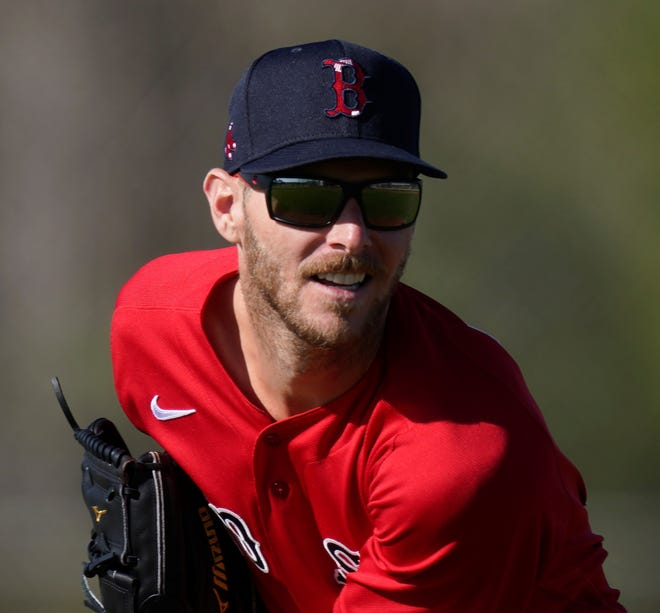 Boston Red Sox pitcher Chris Sale has been making progress in his comeback from Tommy John surgery.