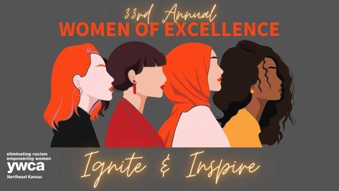 YWCA is now accepting nominations for this year's Women of Excellence awards.