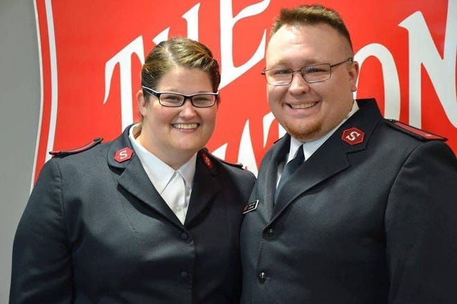Captain's Dennis and Kelly join Watertown's Salvation Army
