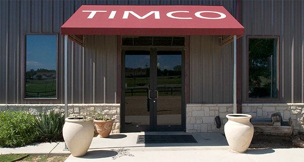TIMCO Logistics' current headquarters on Ovilla Road in Waxahachie. The company received a property tax abatement from Ellis County Commissioners on Tuesday as it plans to relocate to a new location on Business U.S. 287. [Courtesy photo]
