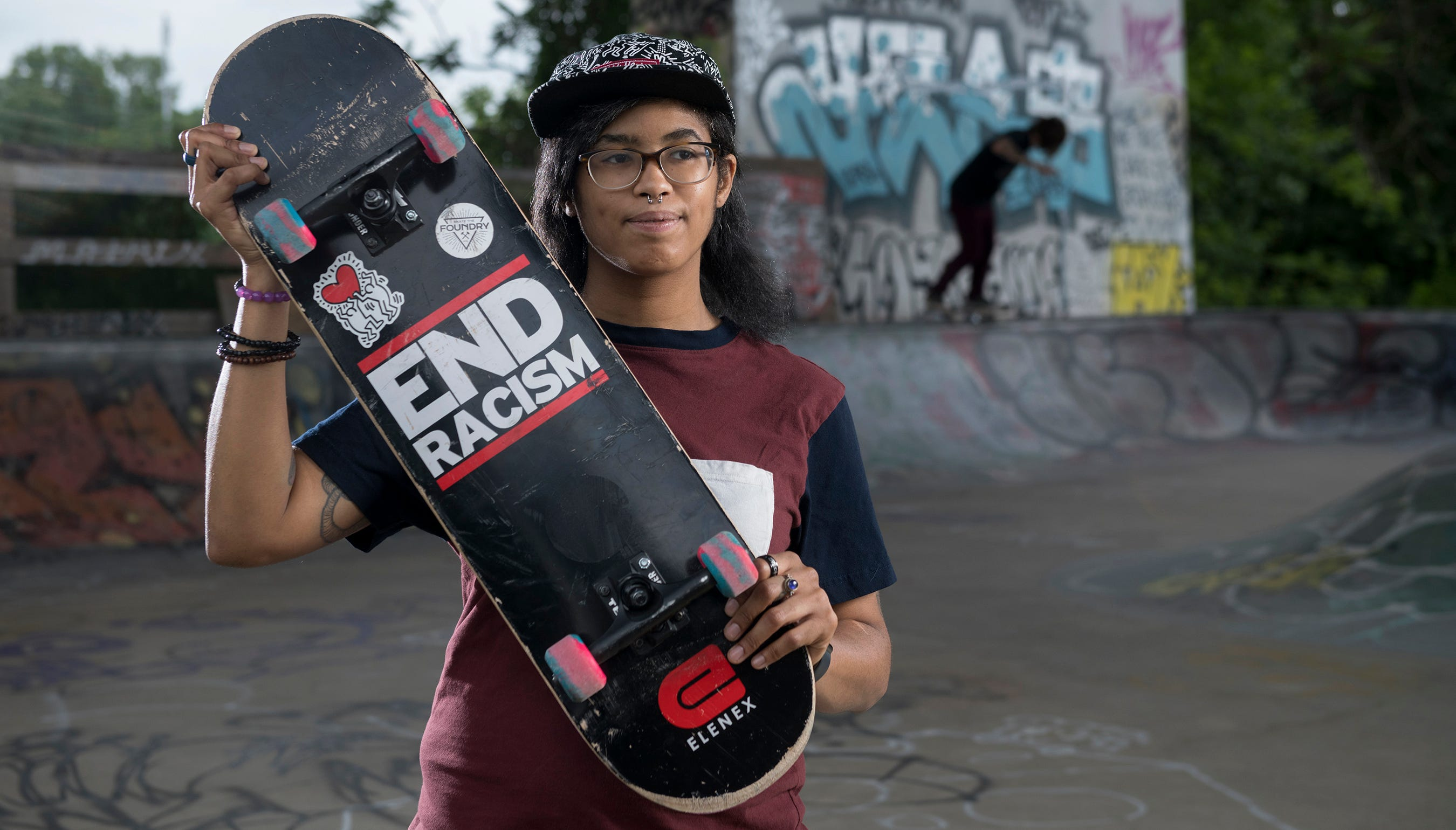 Skateboarders say the culture welcomes diversity in a way other sports don't. Here's why