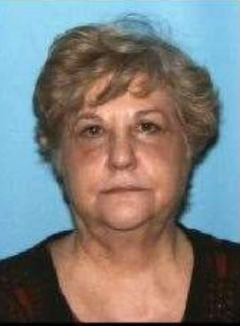 Margaret Louise Maynor, 75, went missing around 12:30 p.m. after she got lost following her husband home to West Virginia, according to a release.