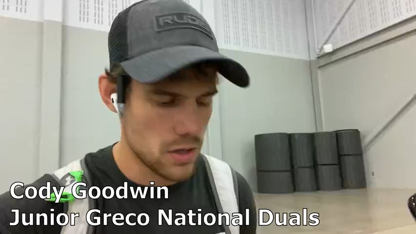 The Register's Cody Goodwin recaps the Junior Greco and Women's Freestyle National Duals