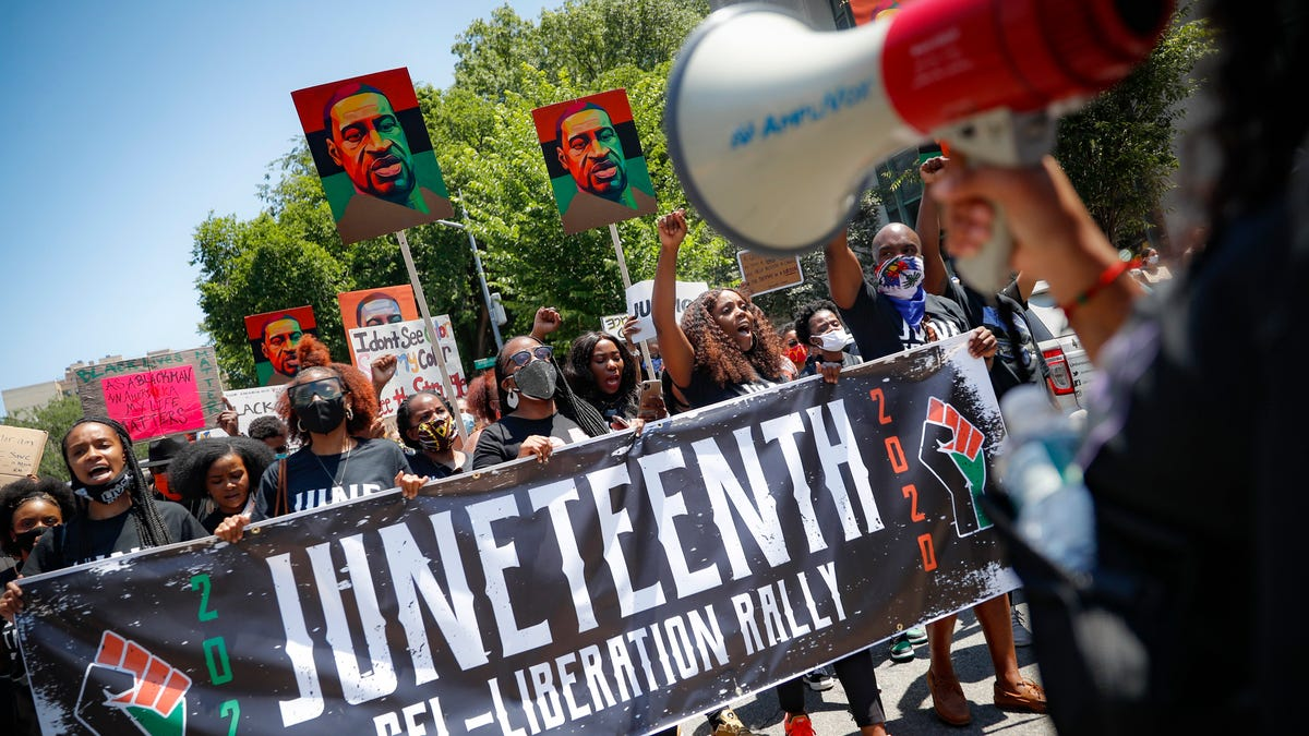 Biden to sign bill making Juneteenth a federal holiday 3