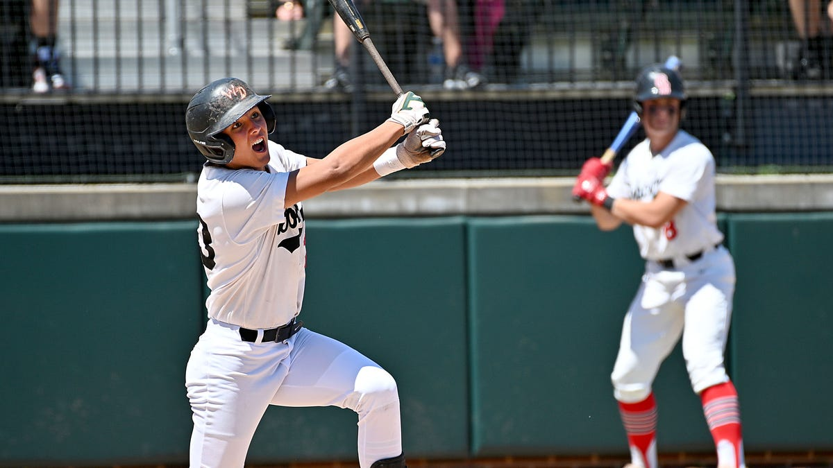 Division 1 baseball: Grand Blanc routs Portage Central, wins first state championship 2