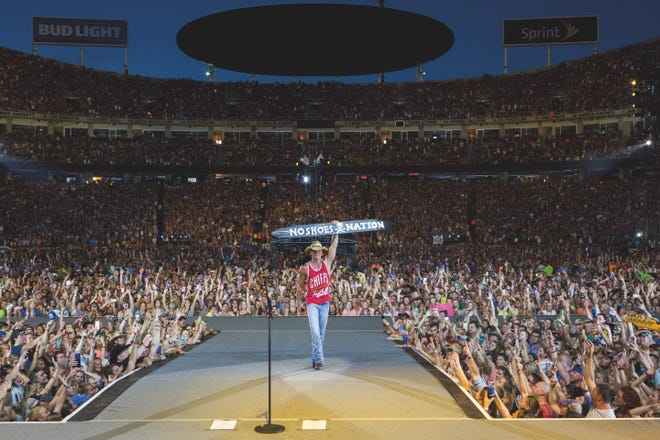 Country music star Kenny Chesney announced on June 17, 2021, that he will play Bobcat Stadium in Bozeman on Saturday, July 9, 2022, as part of a new national stadium tour.