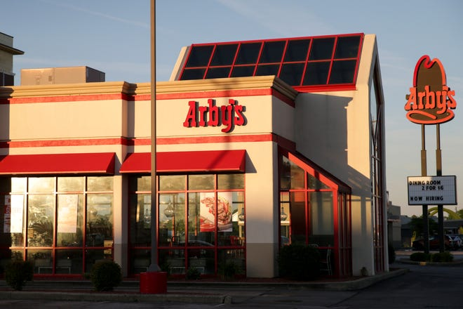 Arby's, 4066 South St., Wednesday, June 16, 2021 in Lafayette.