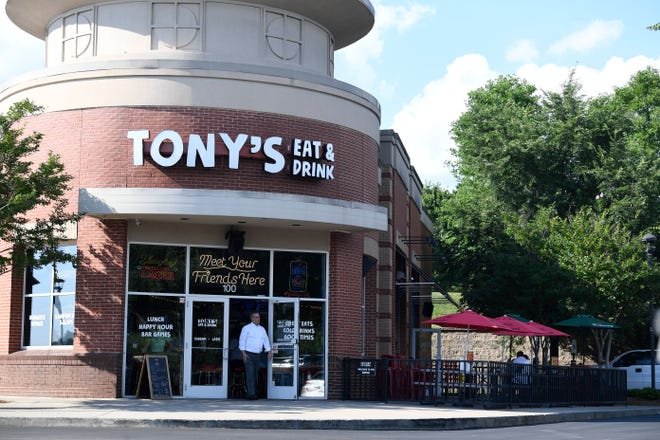 Tony's Eat & Drink in Franklin, Tenn., Wednesday, June 16, 2021.