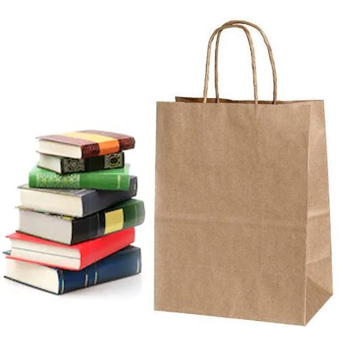 Casa Camino Real Bookstore will feature a drive-by giveaway of books that gathered inside the bookstore during the pandemic Saturday, until supplies run out.