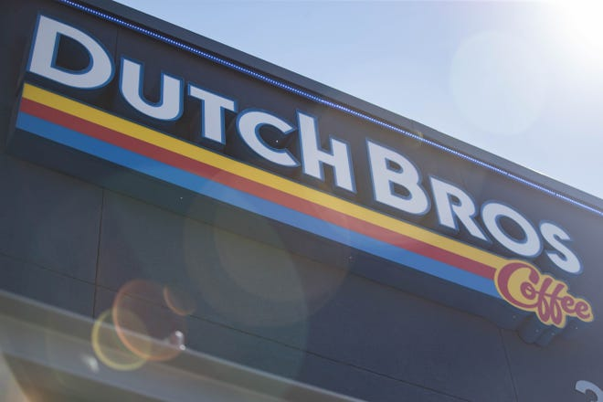 Dutch Bros has its grand opening in Las Cruces on Thursday, June 17, 2021.
