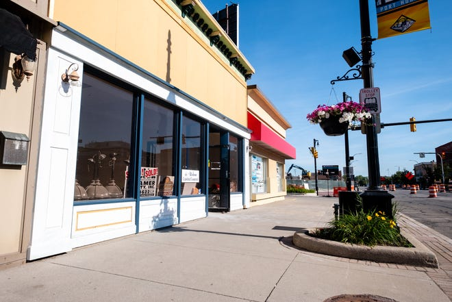 Crawford Cosmetics is moving into 331 Huron Ave. in downtown Port Huron. The medical spa aims to open in July and will offer services like lip injections and chemical peels.