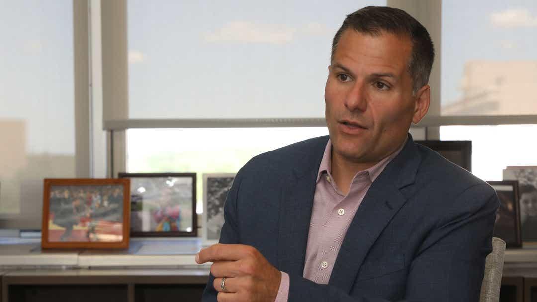 Dutchess County Executive Marc Molinaro files to run for Congress