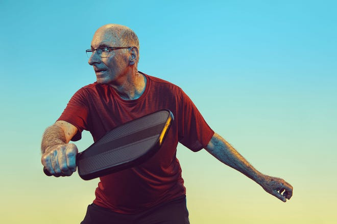 Tom Burkhart's early experiences with pickleball were the beginning of a hobby that turned into a lifelong passion.