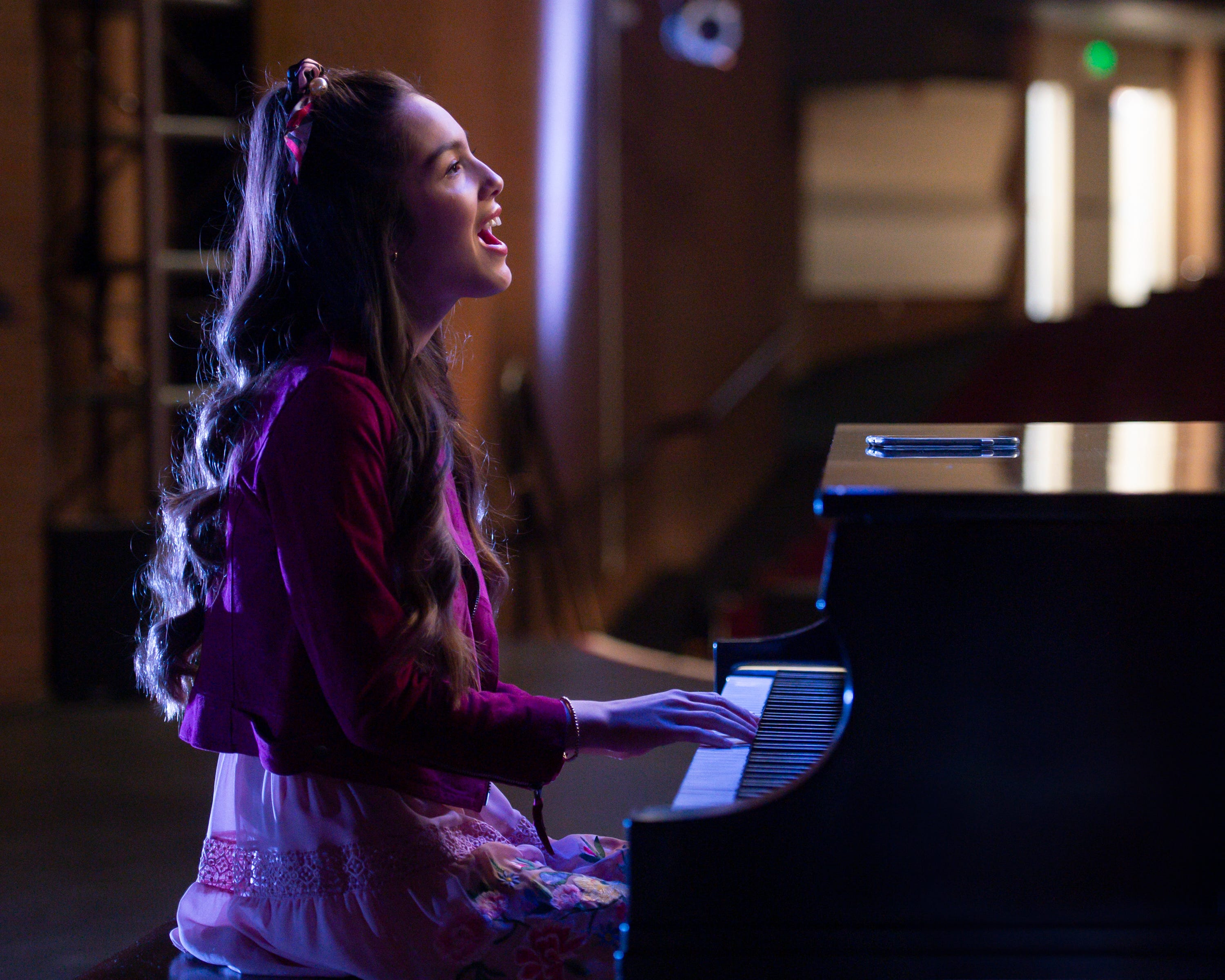 Olivia Rodrigo on her new  High School Musical  song and her image:  I m just living my life